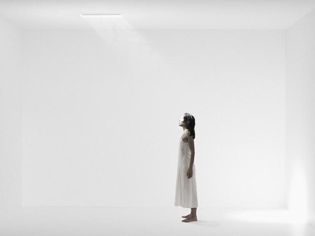 spiritual white room