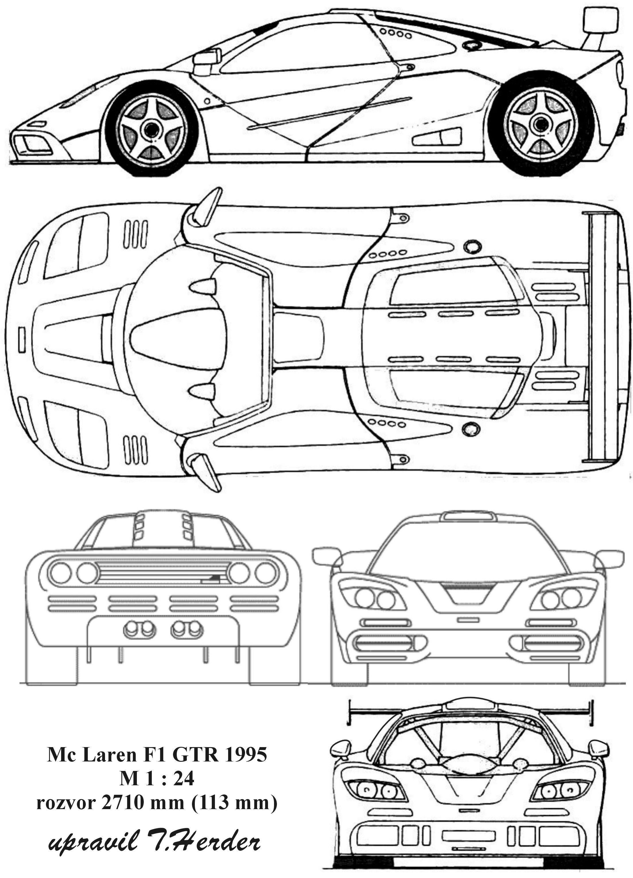 Fine Lamborghini Cabriolet Blueprint Images - Simple Wiring Diagram ...